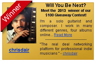 Musicians wanted, Guitarist, Singer, Chris Dair